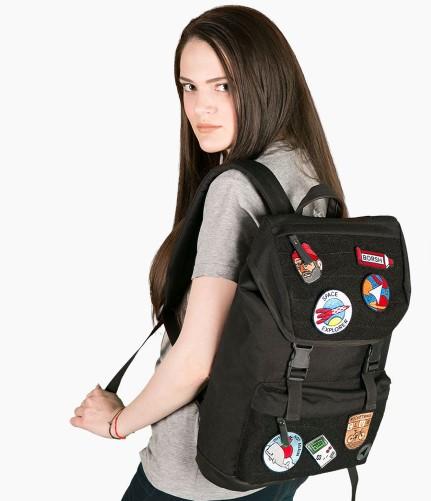 рюкзак в рокетшопе