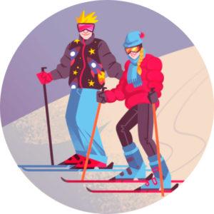 страхование горнолыжников рокетбанк
